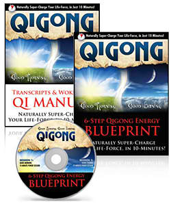 Good Morning Good Evening Qigong