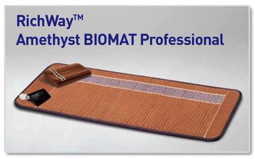 Amethyst Crystal Biomats