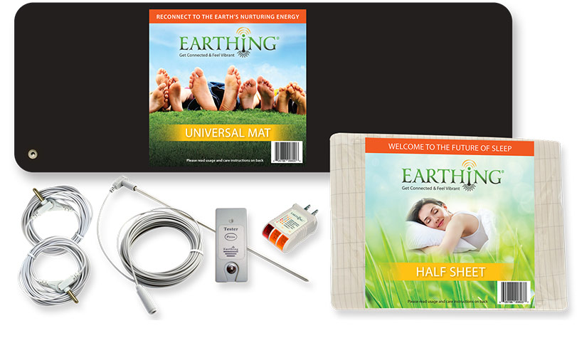 Earthing Bed Sheets