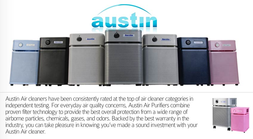 texthead - Austin Air Purifier